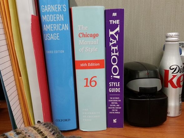 style guide books
