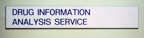 Drug Information Analysis Service