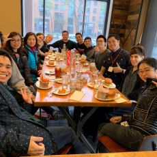 December 18, 2019 - Lab Holiday Lunch