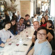 Farewell to Francy