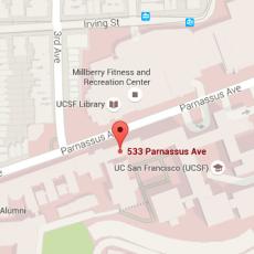 533 Parnassus Ave Rm C152 San Francisco CA 94143