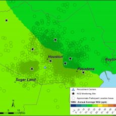 map houston