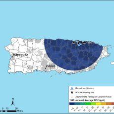 map San Juan