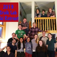 Craik Lab Winter Retreat 2019 - Lake Tahoe