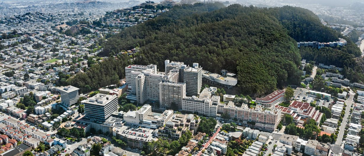 UCSF Aerial View